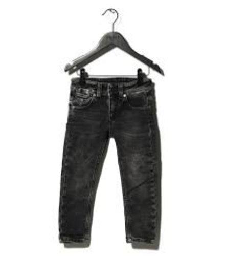 Someday Soon Jonas Denim Pants Washed Black