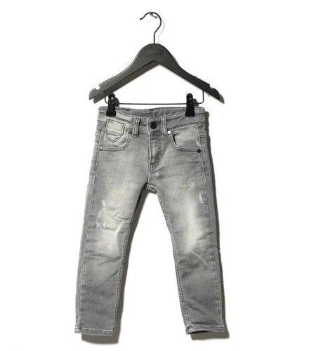 Someday Soon Jonas Denim Pants Grey