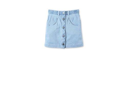 Stella McCartney Kids River Denim Skirt