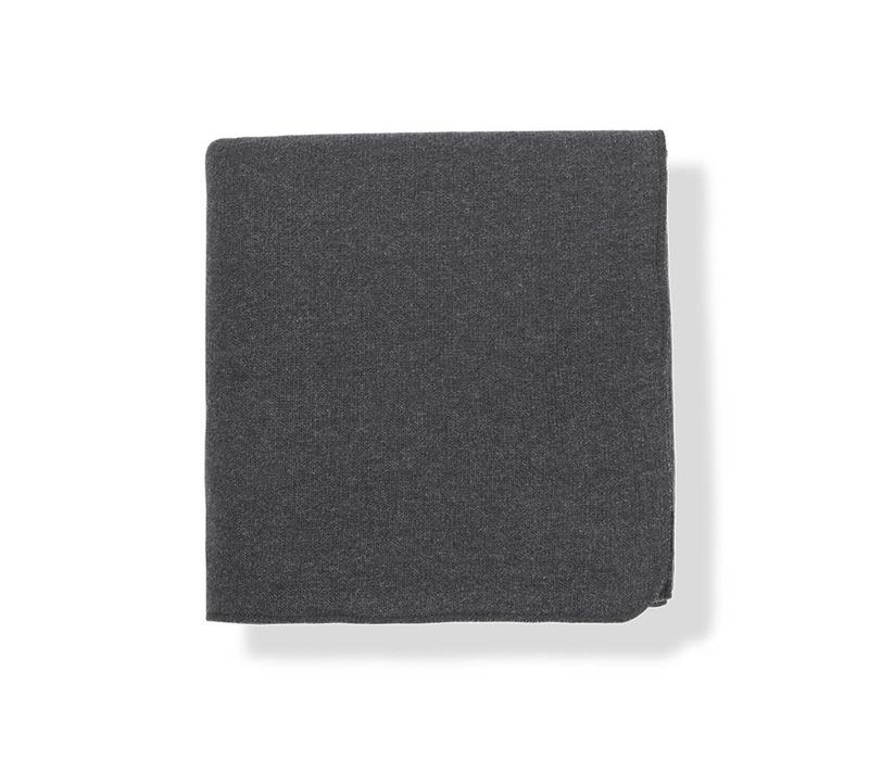 Lucie, blanket anthracite