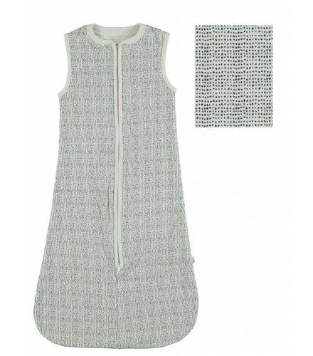 Kidscase Lux printed sleeping bag, sand