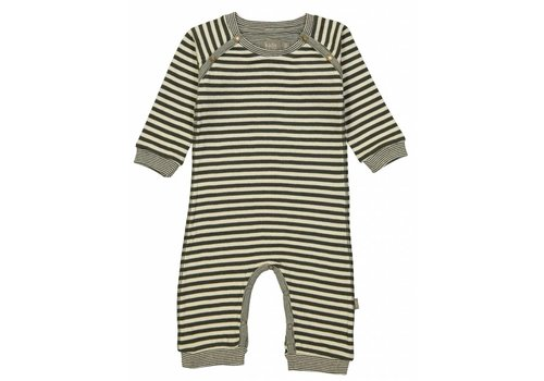 Kidscase Barry organic suit dark green