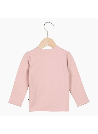 House of Jamie Baby Cardigan - Powder Pink
