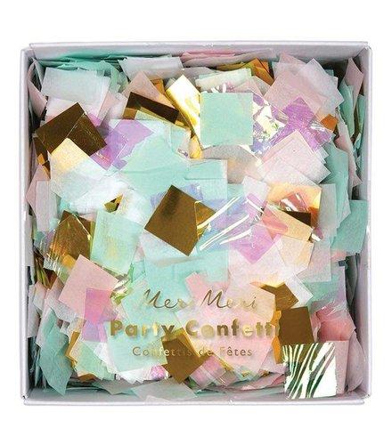 Meri Meri Boxed iridescent confetti