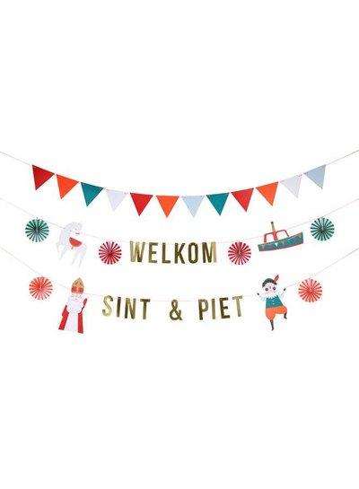 Meri Meri Sint & Piet garland kit