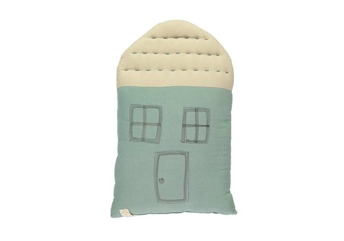 Camomile London New Midi House Two Tone Light Teal/Stone