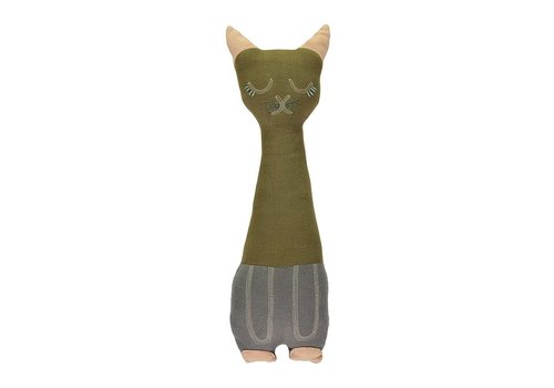 Camomile London Tall Cat   Moss & Slate