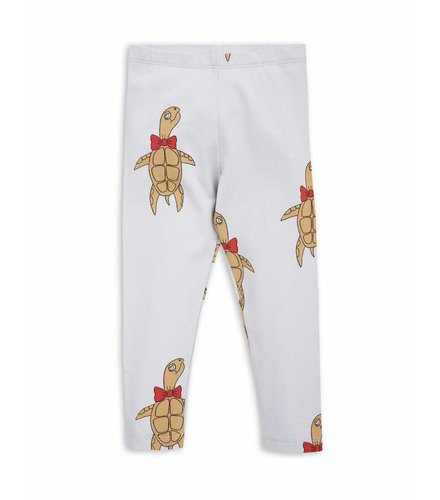 Mini Rodini Turtle leggings Grey
