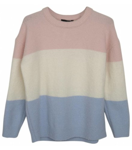 Little Remix LR Percy Sweater, Colour Blocked