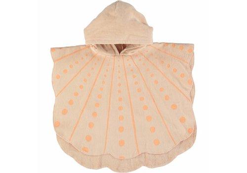 Stella McCartney Kids Bobo Beach Towel Dusky Rose W/Shell