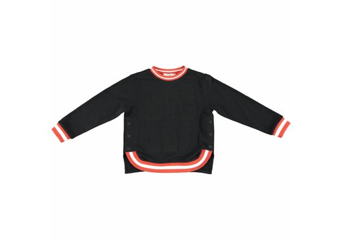 Stella McCartney Kids Daya Girl Sweatshirt Black