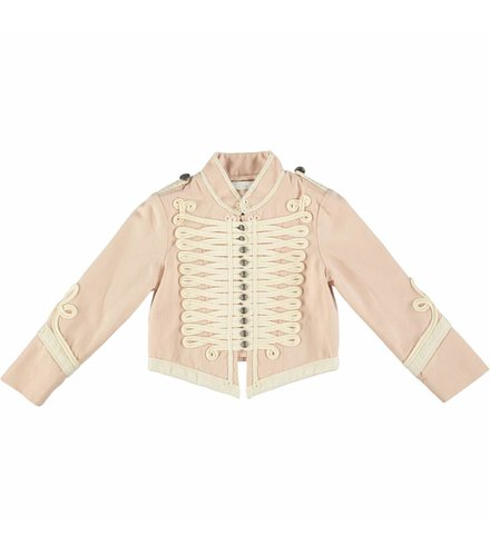 Stella McCartney Kids Will Girl Jacket Dusky Rose