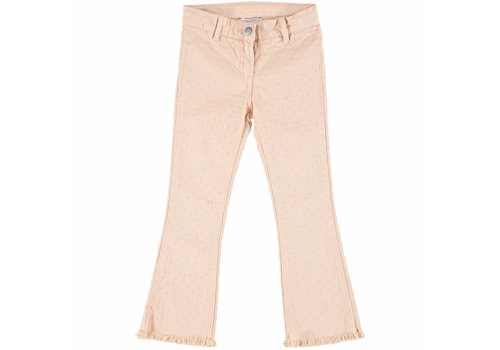 Stella McCartney Kids Ashton Girl Trousers Dusky Rose Ankle Lenght