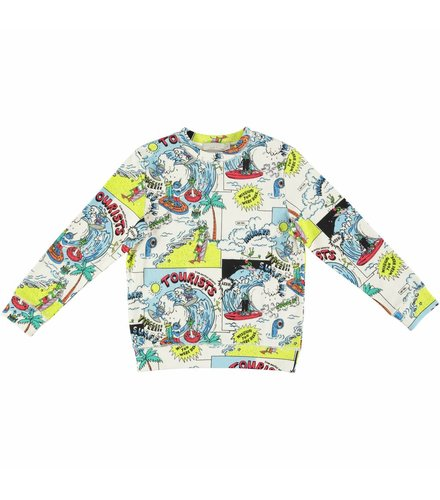 Stella McCartney Kids Biz Sweater Tourist Pr