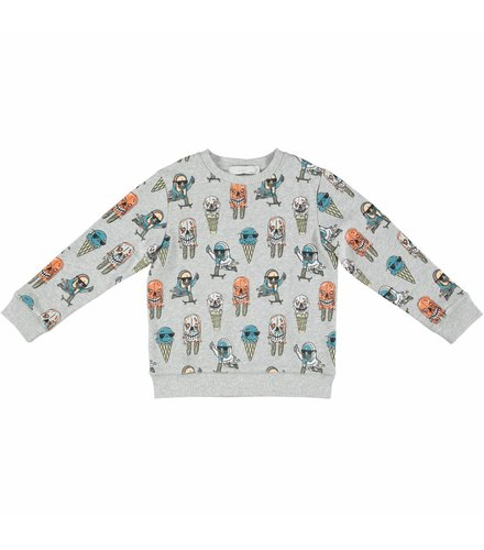 Stella McCartney Kids Biz Sweater  Boy Icecream Pr