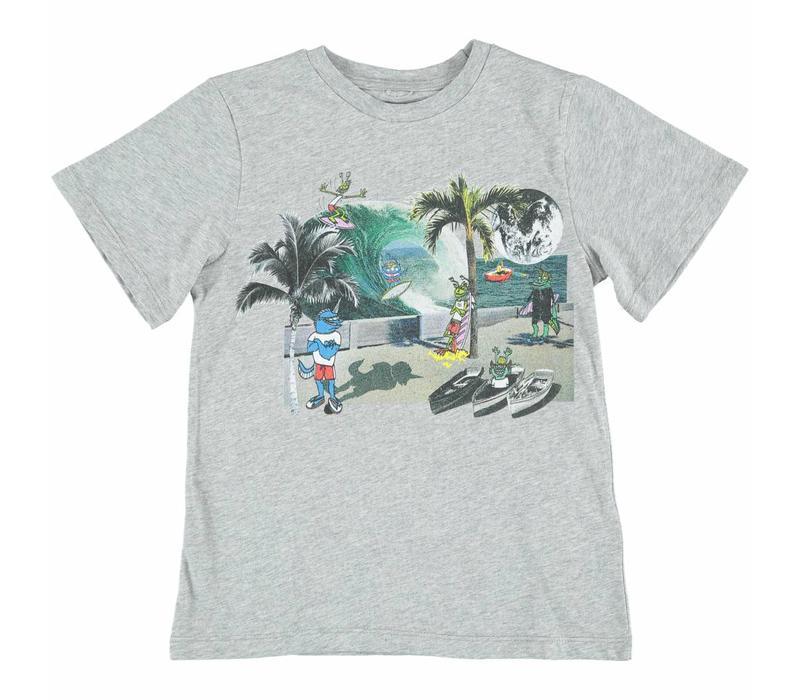 Arrow T Shirt Thunder W/Mutant Pr