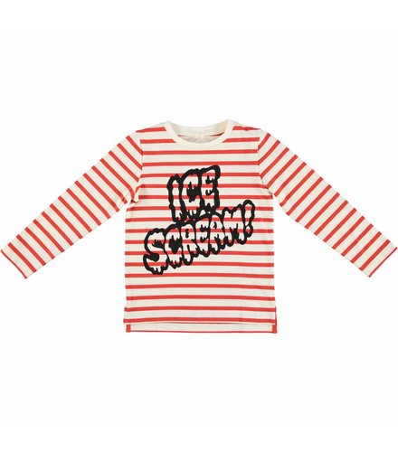 Stella McCartney Kids Rock Boy T-shirt Ice Scream Pr