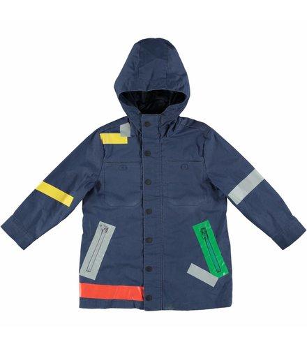 Stella McCartney Kids Liam Boy Jacket Indigo