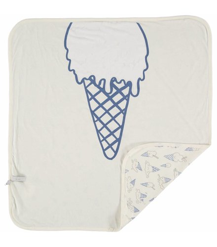 Stella McCartney Kids Toasty Blanket Icecream Grey