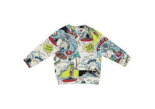 Stella McCartney Kids Billy Sweater Tourist Pr