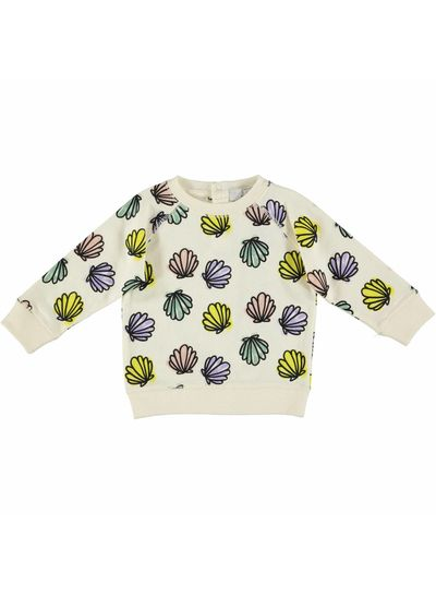 Stella McCartney Kids Betty Sweatshirt Baby Shell
