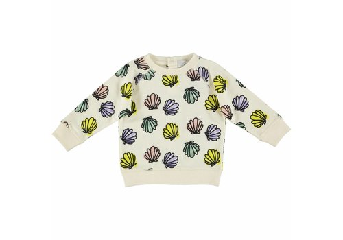 Stella McCartney Kids Betty Sweatshirt Baby Shell