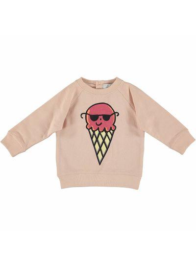 Stella McCartney Kids Betty Sweatshirt Ice Cream P