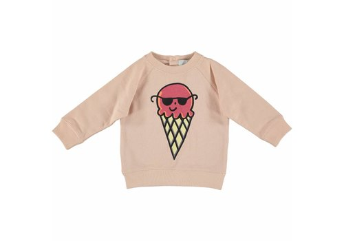 Stella McCartney Kids Betty Sweatshirt Ice Cream P
