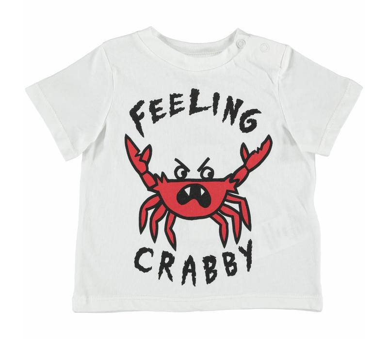 Chuckle T Shirt  W/Feeling Crabby