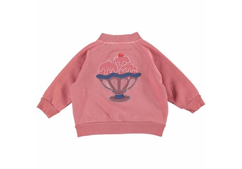 Stella McCartney Kids Cottonwood Cardigan Rasberry