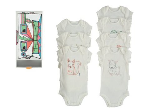 Stella McCartney Kids Sammie Week Set