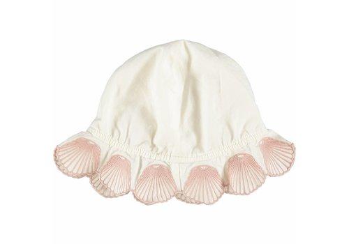 Stella McCartney Kids Dolores Baby Hat Shells