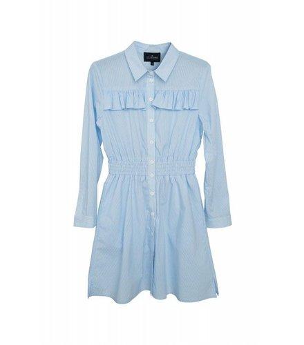Little Remix LR Cali Dress, Light Blue