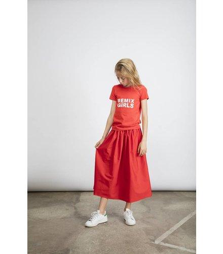 Little Remix LR Collin Skirt, Red