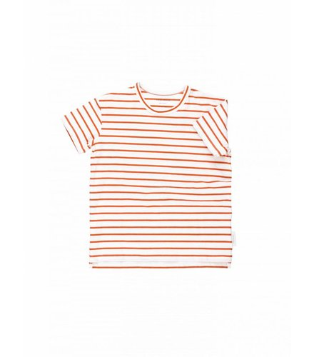 Tiny Cottons Small stripes SS tee