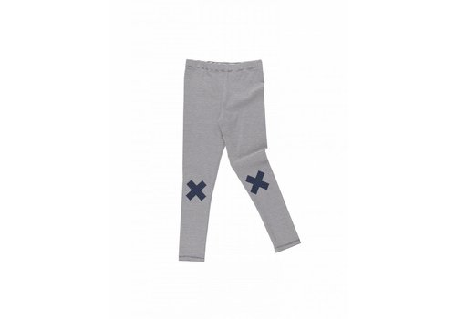 Tiny Cottons Multi lines logo pant