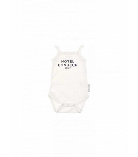 Tiny Cottons Hotel bonheur staff towel SL body
