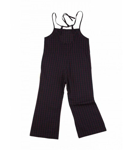 Tiny Cottons Grid wv long onepiece