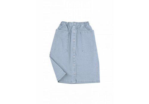 Tiny Cottons Button down denim skirt