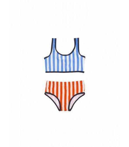 Tiny Cottons Stripes swim set