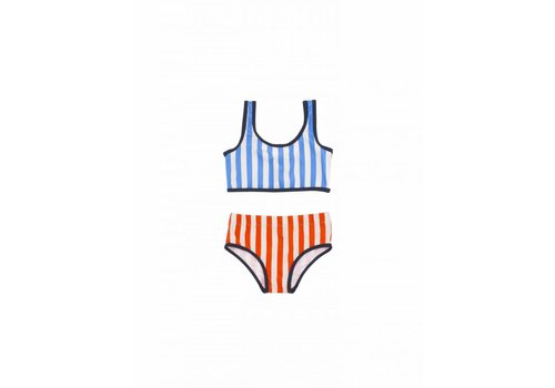 Tiny Cottons Stripes swim set