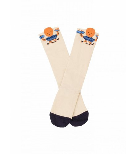 Tiny Cottons Octopus high socks