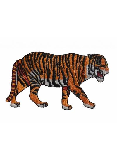 INDEE Broches-Tiger