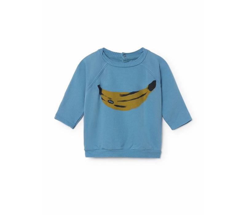 Banana Long  Sleeve Sweatshirt