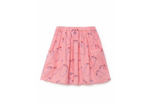 BOBO CHOSES Footprint Pockets Skirt