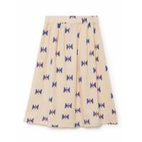 Butterfly Midi Skirt