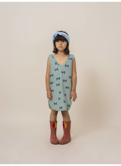 BOBO CHOSES Butterfly Terry Dress