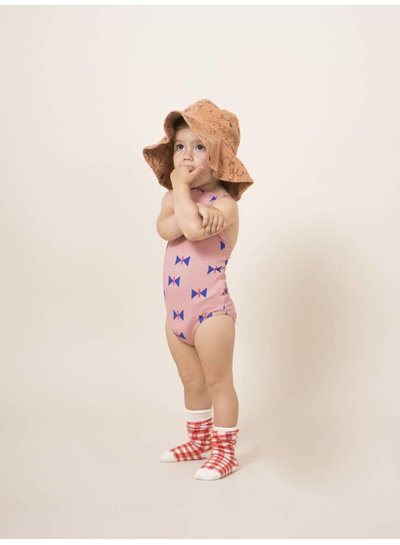 BOBO CHOSES Butterfly Spaghetti Straps Swimsuit