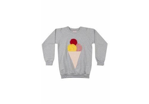 BANGBANG Copenhagen Three Woman Sweatshirt