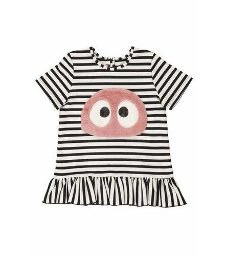 BANGBANG Copenhagen Elly Summer stripe T-Shirt